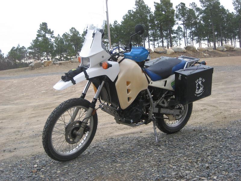 KLR 650 Body Modifications | Adventure Rider